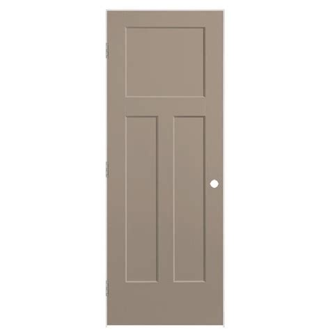 Shop Masonite Winslow Sand Piper Prehung Hollow Core 3 Masonite Prehung Interior Doors