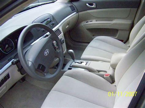 2008 Hyundai Sonata Interior by 2008 Hyundai Sonata Interior Pictures Cargurus