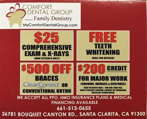 comfort dental group comfort dental group s amazing deals take advantage