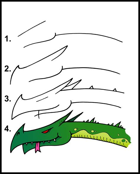how to draw a drawing dragons for step by step book 1 draw dragons for beginners books daryl hobson artwork how to draw a