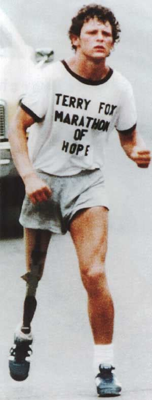 terry fox biography for students considerations 09 01 2010 10 01 2010