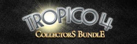 Key Bundling No 1 Dan 5 steam murah tropico 4 collector s bundle steam cd key global