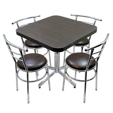 mesas y sillas para bar mesa con sillas para restaurante bar cafeter 237 a comedor