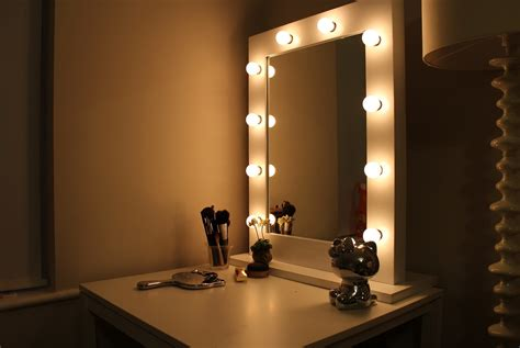 broadway mirror with lights broadway lighted vanity mirror ideas doherty house