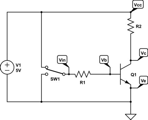 npn transistor saturation mode transistors npn quot saturation quot mode and switching electrical engineering stack exchange