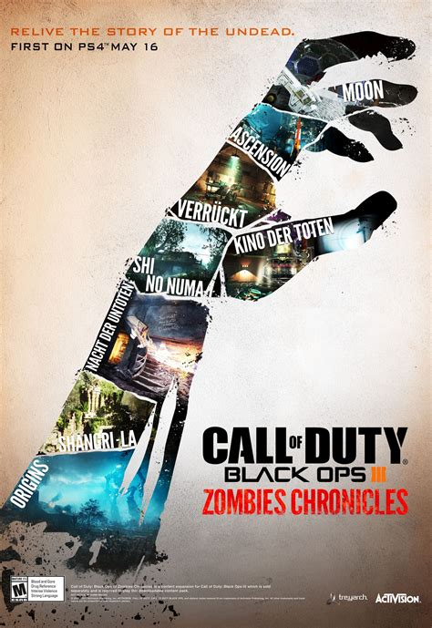 zombies maps call of duty black ops 3 zombies chronicles available