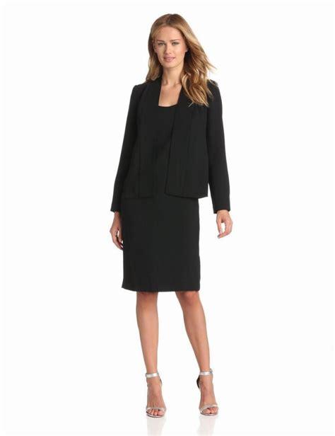 Slim Fit Blazer Dress fashion black blazer dress suits formal