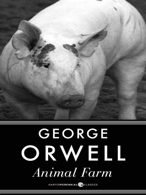 george orwell biography ebook animal farm toronto public library overdrive