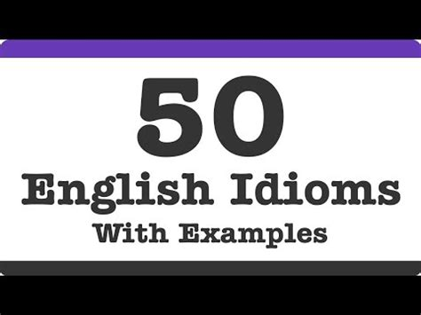 biography meaning and sentence 50 most common idioms in english with exles of the