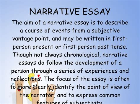 Introduction To A Narrative Essay by Present Or Past Tense In Essays Writefiction581 Web Fc2