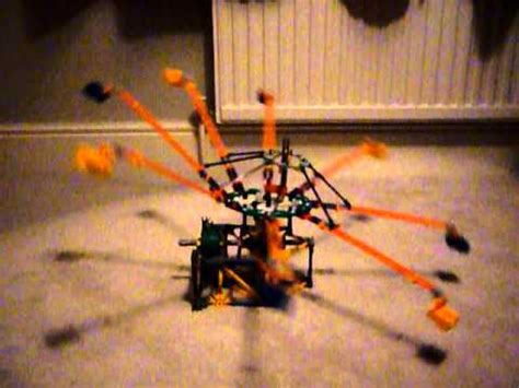 k nex super swing the k nex octopus ride watch the video