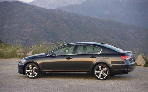 lexus 350 gs 2009 2009 lexus gs 350 widescreen car wallpaper 09 of
