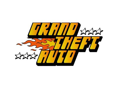 Auto 1 Logo by The Evolution Of The Grand Theft Auto Logo