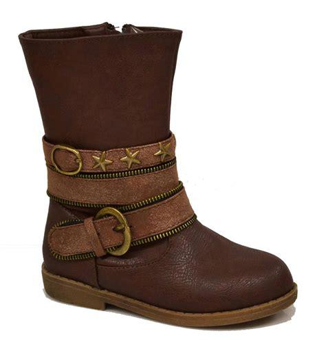 Kickers Zipper Boot Brown light brown boots 28 images boots light brown splicing