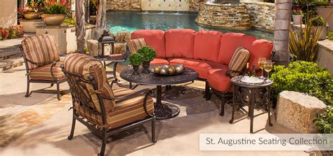 st augustine patio furniture browse outdoor furniture browse outdoor categories cast aluminum furniture st augustine