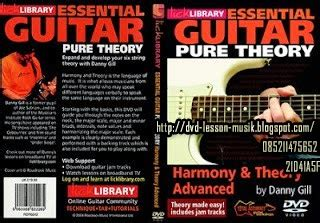 tutorial main gitar klasik lick library essential guitar pure theory harmony and