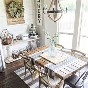 Rustic Dining Room Decorating Ideas room farmhouse bakery sign farmhouse style guest room farmhouse dining