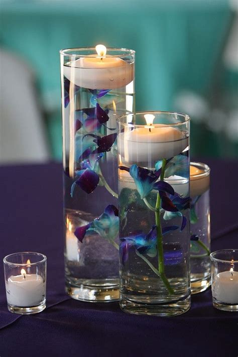 candle flower centerpieces best 20 floating candle centerpieces ideas on