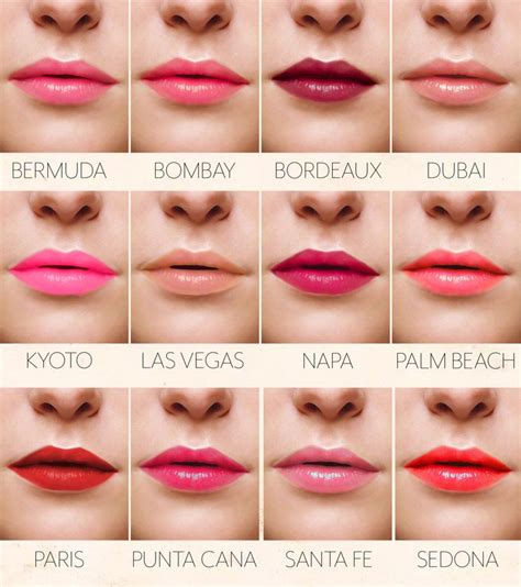 lip color repinned cargo essential lip colors kohl s