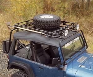 kargomaster congo cage jeep racks