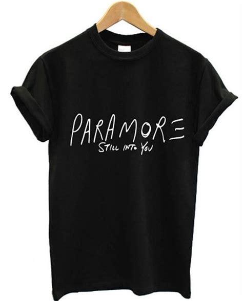 Kaos Band Paramore Merchendise Official 17 band t shirts artee shirt