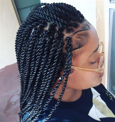 Rope Twists Hairstyles by Cool Top 33 Gorgeous Hairstyles With Rope Twist Strike