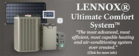 lennox ultimate comfort system air conditioning repair tucson ac tucson service