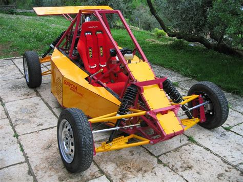 Galerry homemade dune buggy
