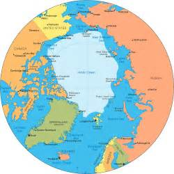 Where Is The Arctic Ocean Located On A World Map by India And The Arctic Gt Gt Arctic Council Gt Gt Objectives