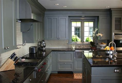 painted grey kitchen cabinets new looks repainting painted kitchen cabinets advice for