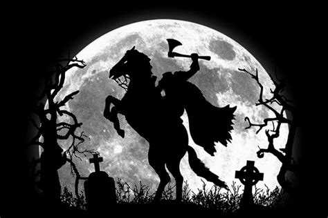 headless horseman not just a figment of ichabod s