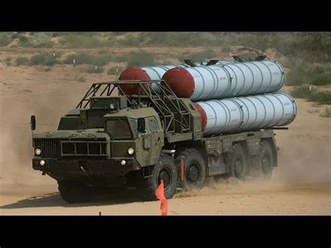 Moscow delivers s 300 missile system to syria for defense of russian