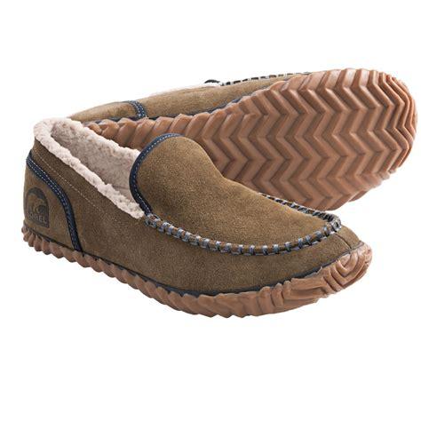 moc slippers sorel dude moc slippers for
