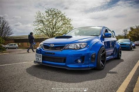modified subaru impreza hatchback 2009 subaru impreza uk sti wide body for sale modified