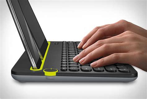 Keyboard Wireless Bluetooth Multi Device K480 Logitech Original logitech bluetooth multi device keyboard