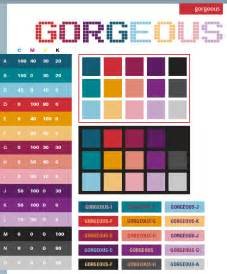 Beautiful Color Schemes by Gorgeous Color Schemes Color Combinations Color Palettes