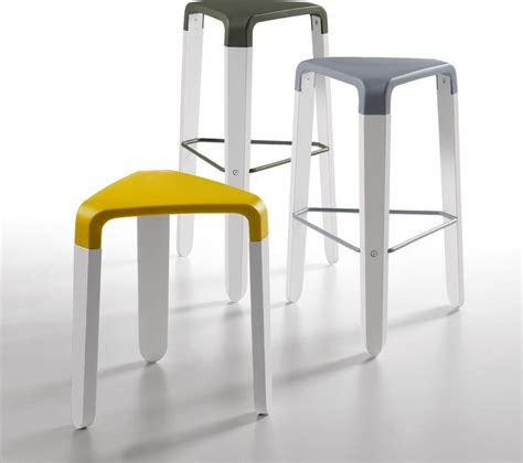 minimalist bar stools picapau minimalist wooden low kitchen stool by infiniti