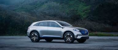Mercedes How To Mercedes Concept Eq Electro Look With Suv Genes