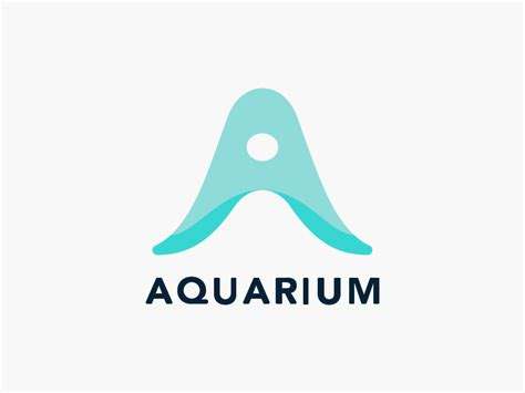 aquarium logo design aquarium logo by nabil kazerouni dribbble