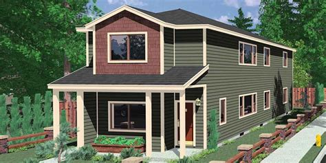 duplex plans that look like single family finding the right duplex house plan