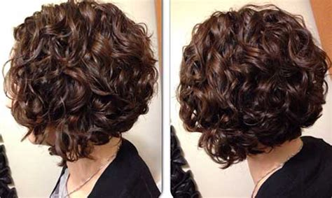 short curly bob hairstyles pictures of back 20 curly short bob hairstyles bob hairstyles 2017