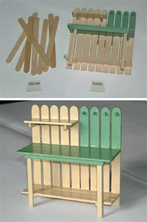 Popsicle Stick Chair by 17 Best Images About Popsicle Stick Furniture On