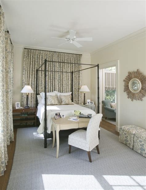Traditional Bedroom Desk 9 Decorating Ideas For The Foot Of The Bed Tidbits Twine