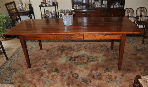 oak refectory table farmhouse kitchen dining furniture