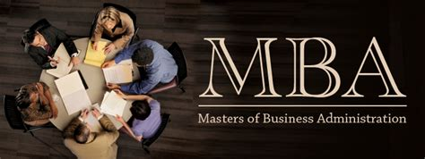 Mba Getting A In Business by Business Administration Mba