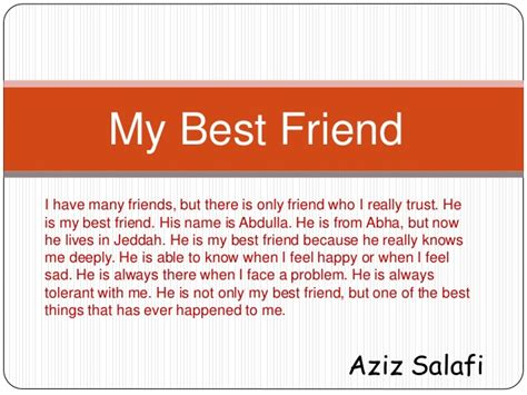 My Best Friend Essay For Children by Essay My Friend Pdfeports867 Web Fc2