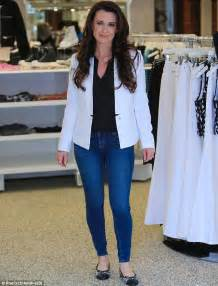 brandi house of beverly hair cut real housewives kyle richards shows off her slim figure in skinny jeans daily mail online