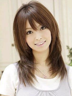 cute hairstyles for rebonded hair new hairstyle the ideal one a world for me
