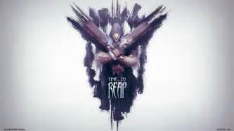 reaper overwatch game wallpaper 793