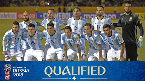 Argentina World Cup 2018 2018 Fifa World Cup Russia Teams Argentina Profile